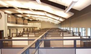 Commercial indoor Lighting design Atrium