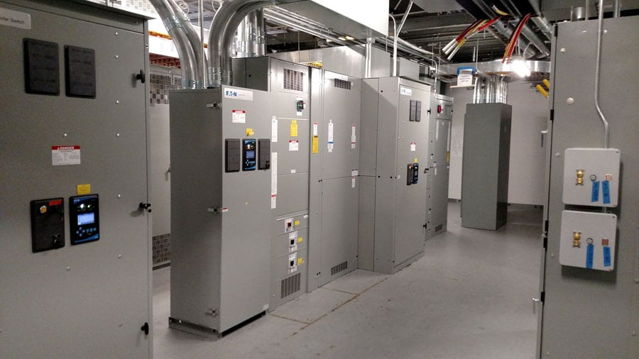 Data center design -Commerical electrical contractor Gate City Electric